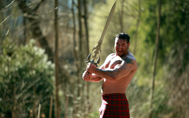 Highlander Shooting