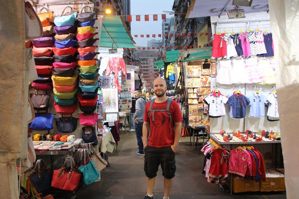 Welcome to Hong Kong