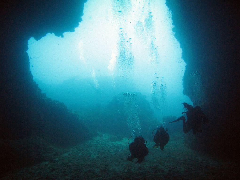 Scuba diving à Ko Haa