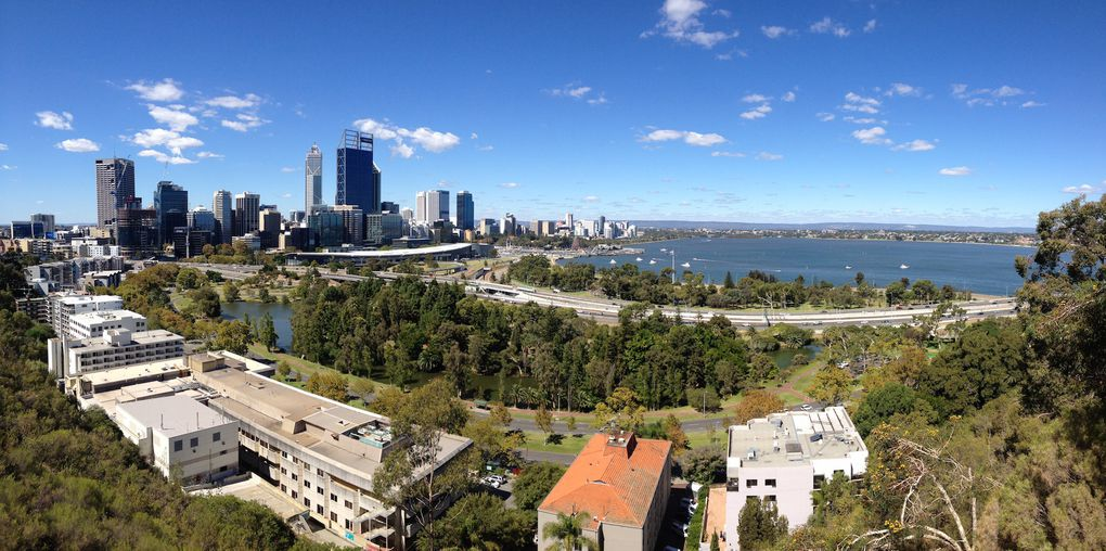Discovering Perth &amp&#x3B; Fremantle