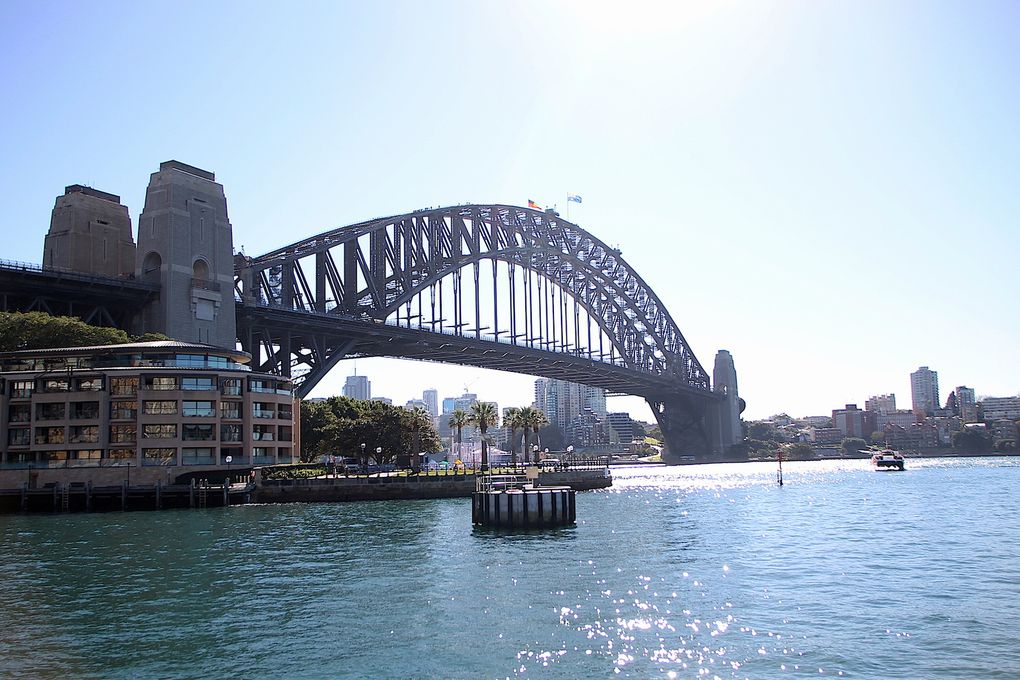 Newcastle et Sydney