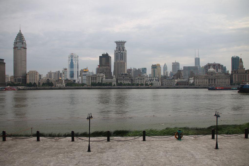 A la découverte de Shanghai