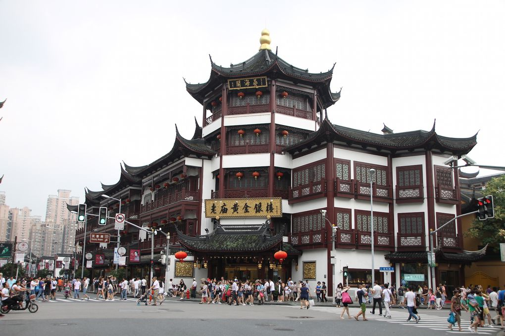 People's Square &amp&#x3B; Yu Garden
