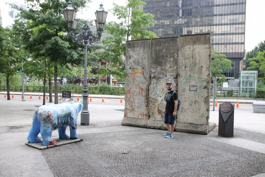 Exploring Seoul