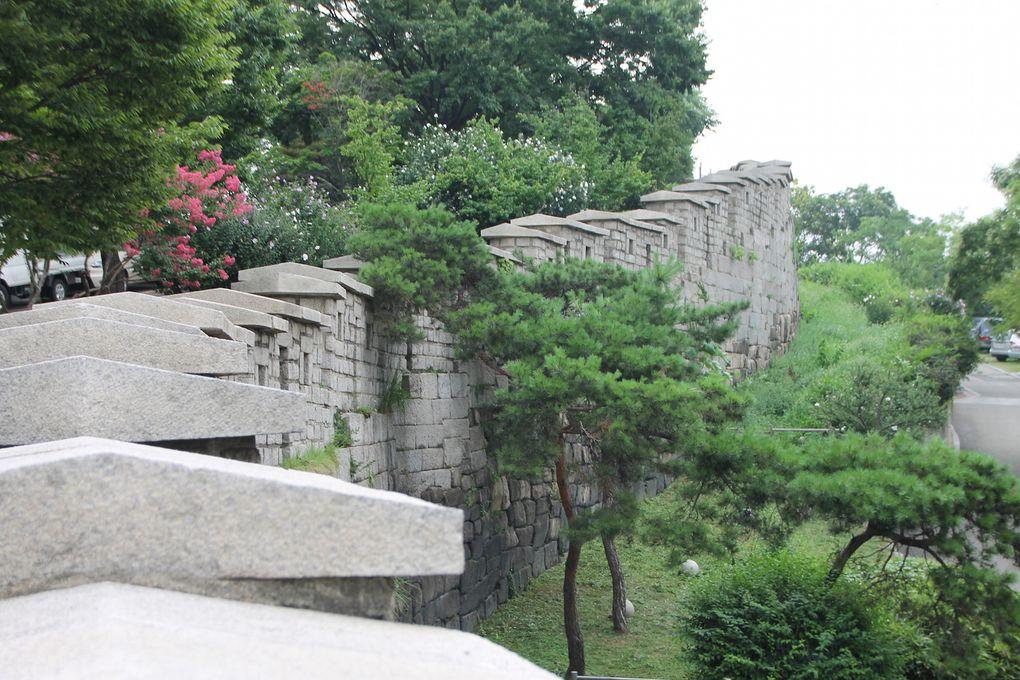 Jolies vues sur Séoul