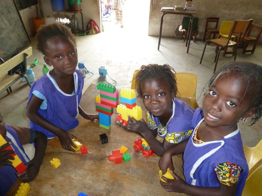 Des nouvelles de Ndiaganiao, SENEGAL