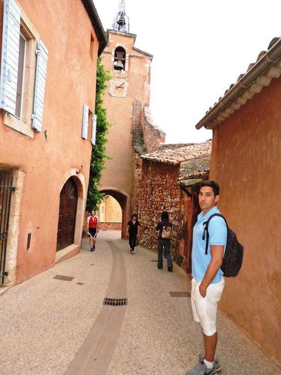 Road trip Made in France - Sentier des ocres