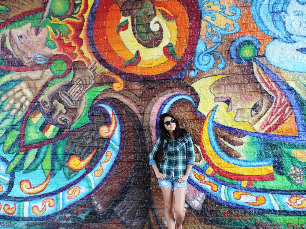 Amateurs de Street Art, c'est par ici que ça se passe! Faites défiler les photos!