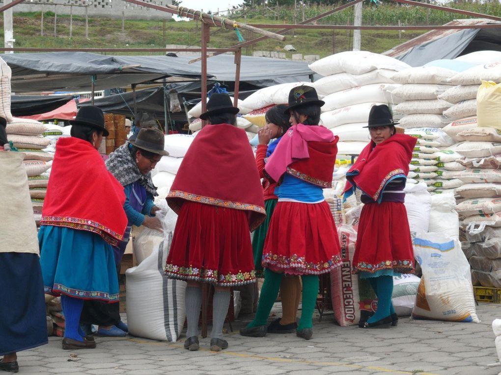 Autour de Quito