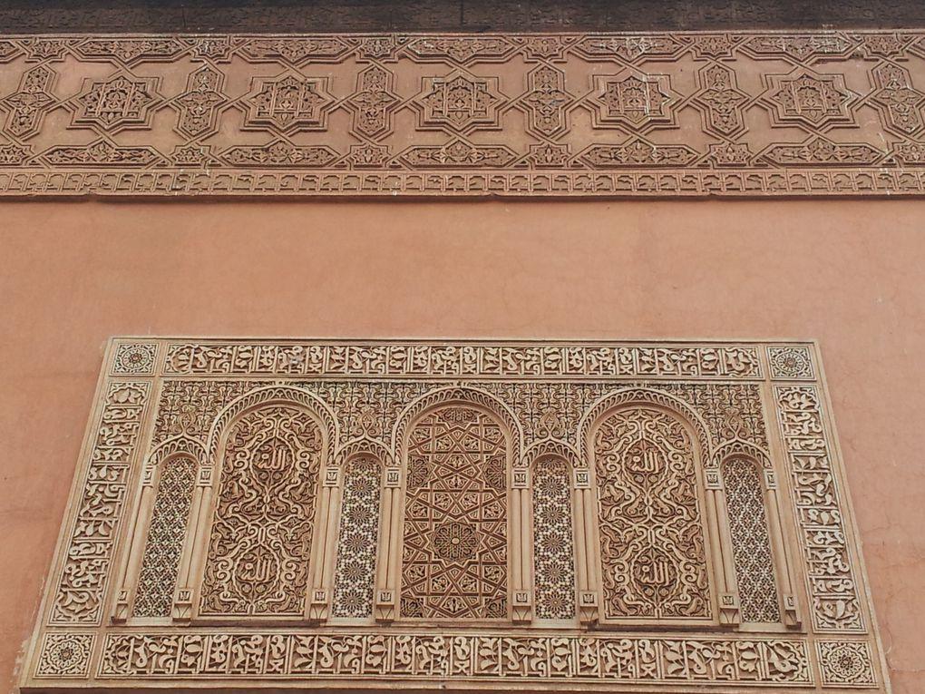 Un accès très original ,ce lieu est surprenant c'est a connaitre.  A deux minutes du Palais Royale.A moins de 5 minutes de la place Jemaa El Fna