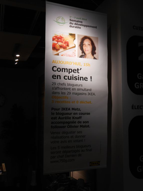 Ma participation au concours IKEA