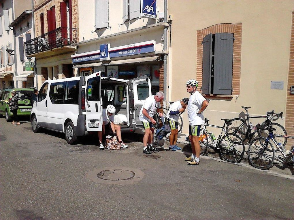 L'AS ESPERE CYCLO accompagne Hôpital Sourire.