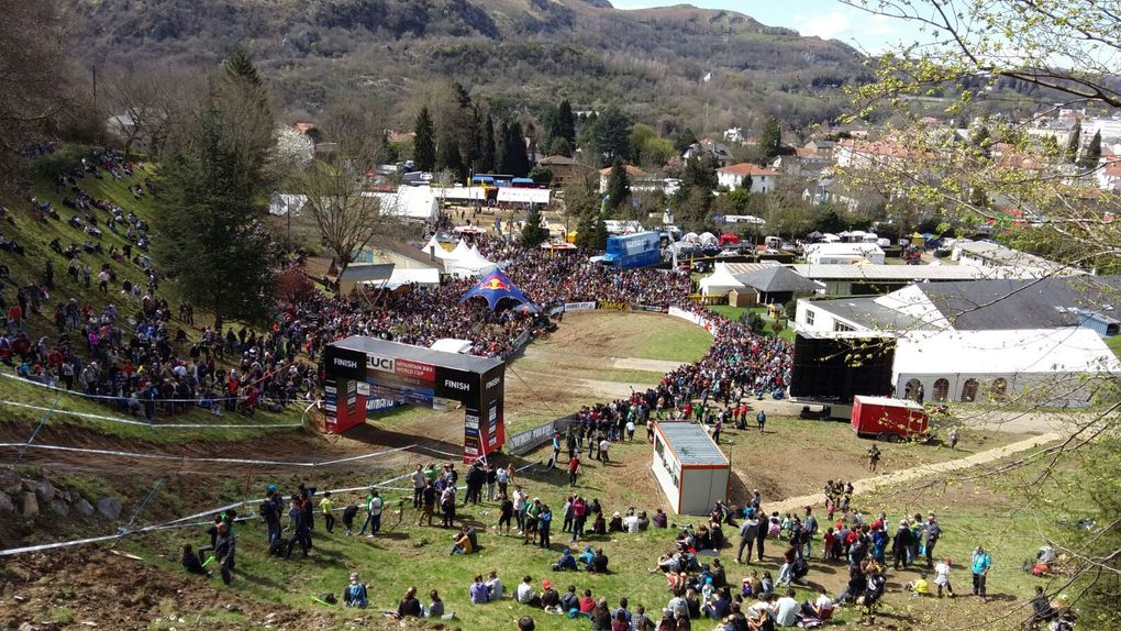 Lourdes WC DH 2016: la suite des photos... (WhatsApp a chauffé!)