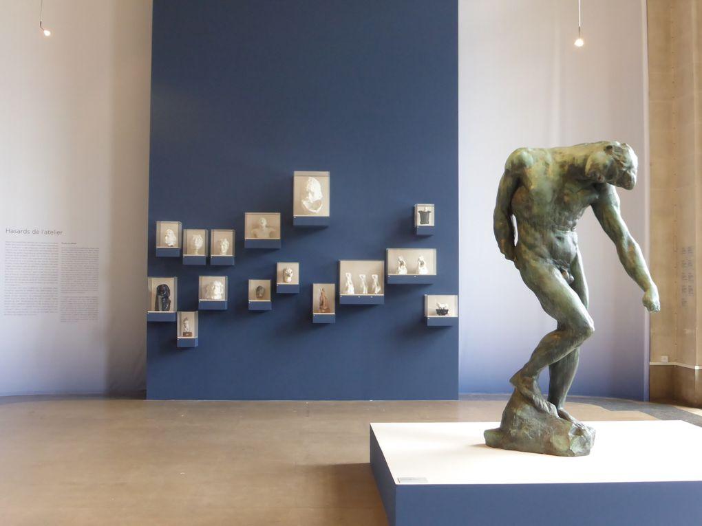 Rodin. L'accident. L'aléatoire © Photographies Gilles Kraemer, présentation presse, juin 2014, musée d'art et d'histoire de Genève