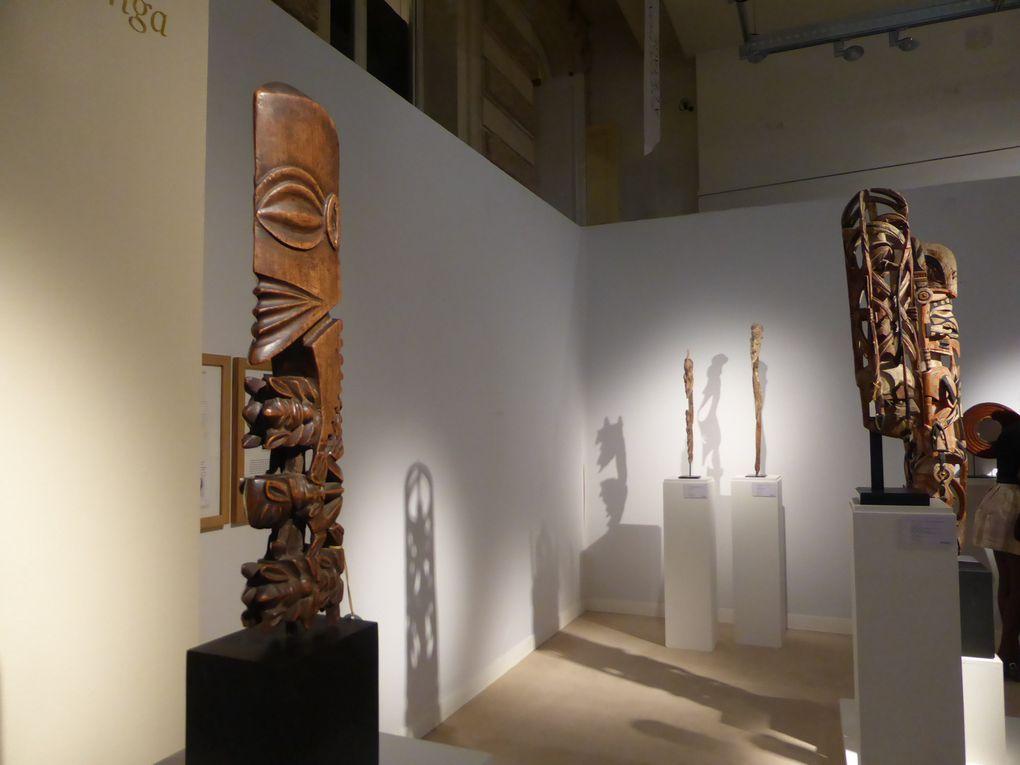 Sotheby's Paris, exposition Trésors de la collection Murray Frum © photographies Le curieux des arts Gilles Kraemer, septembre 2014