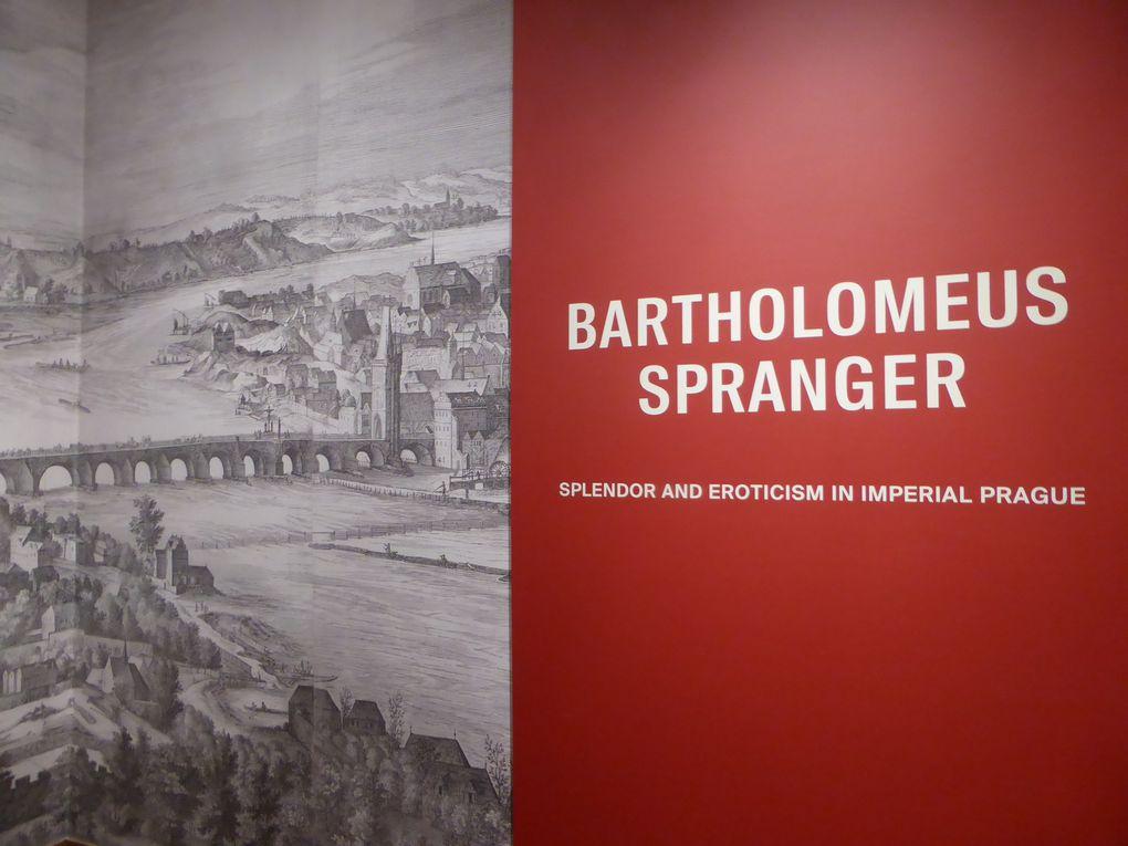 Les éblouissements et les splendeurs du Maniérisme de la Prague impériale : Bartholomeus Spranger. Metropolitan Museum of Art, New York