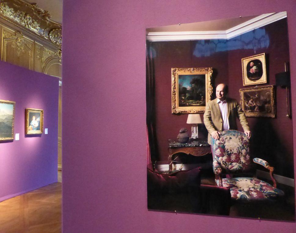 Présentation des tableaux de la collection Louis Grandchamp des Raux chez Artcurial, Paris © Le Curieux des arts Antoine Prodhomme, Paris, 20 mars 2015
