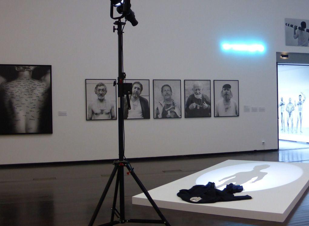 © Le Curieux des arts Gilles Kraemer, visite presse de l'exposition Chercher le garçon, Mac/Val, Vitry-sur-Seine, 5 mars 2015