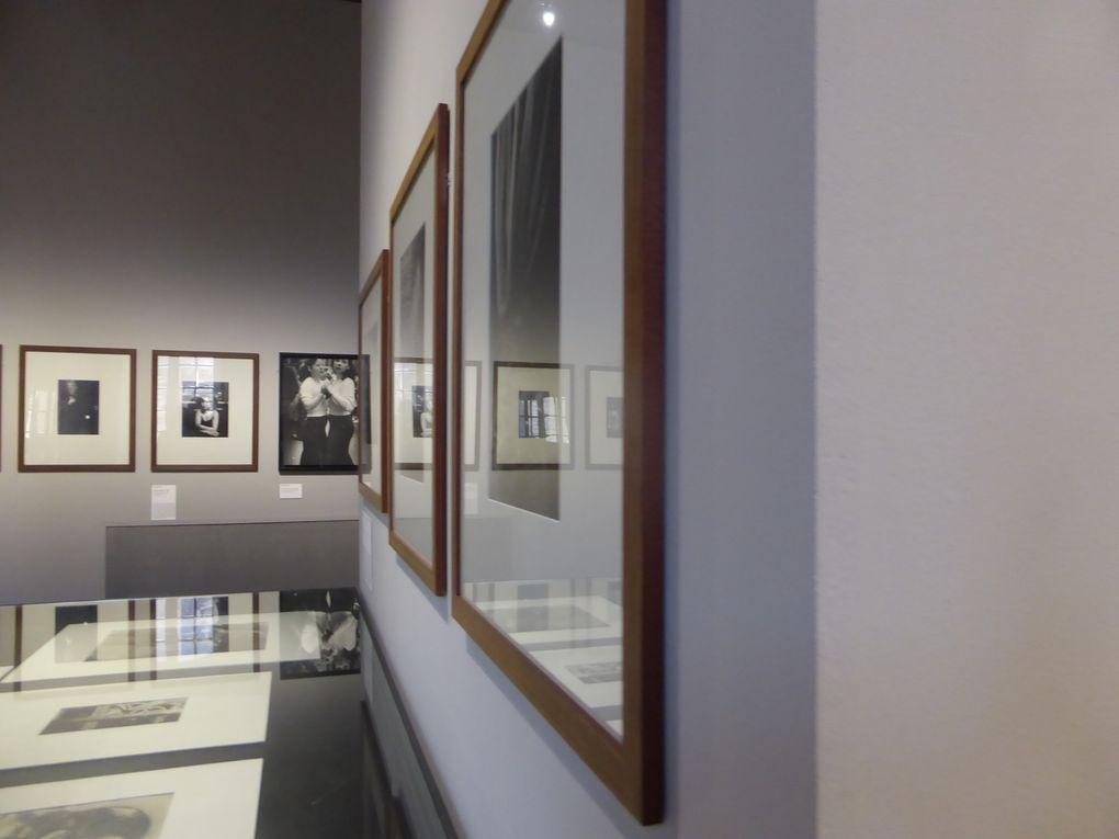 Vues de l'exposition Oser la photographie. 50 ans d'une collection d'avant-garde à Arles © Le Curieux des arts Gilles Kraemer, présentation presse, Arles, musée Réattu, juillet 2015