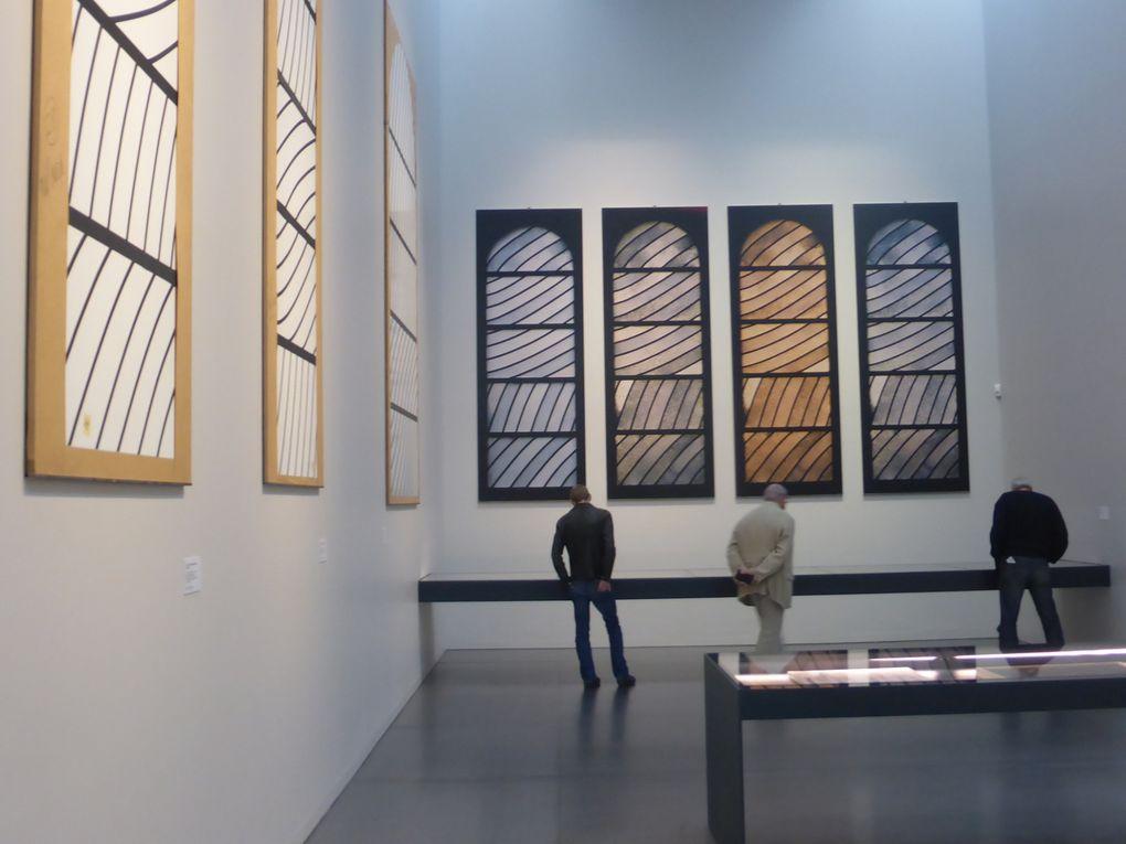 Vues du musée Soulages, Rodez © Le Curieux des arts Gilles Kraemer, 19 septembre 2015
