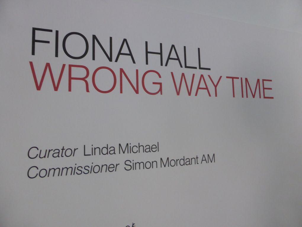 Wrong Way Time. Pavillon de l'Australie, Giardini © Le Curieux des arts Gilles Kraemer. 56ème exposition Internationale d'Art - la Biennale di Venezia. 7 mai & 27 octobre 2015