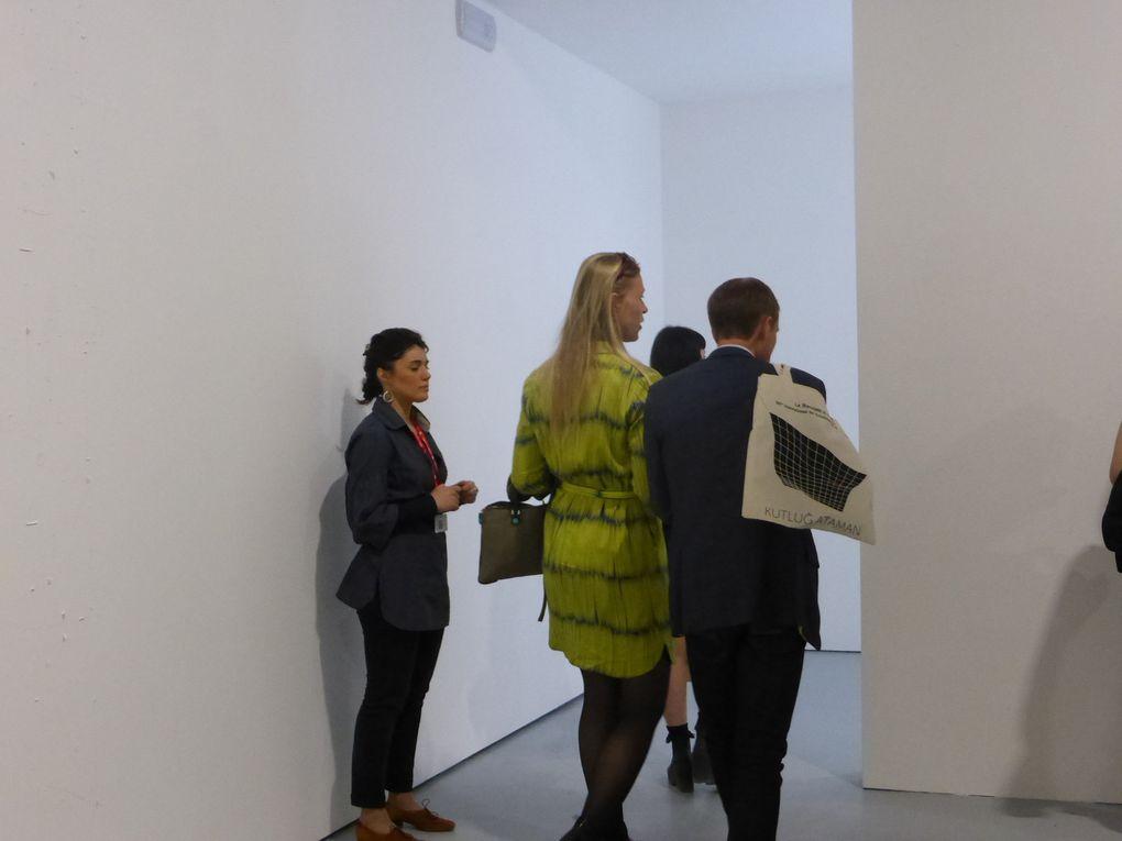 GLOBAL MYOPIA (pencil & paper). Pavillon de l'Uruguay © Le Curieux des arts Gilles Kraemer. 56ème exposition Internationale d'Art - la Biennale di Venezia. 7 mai & 27 octobre 2015