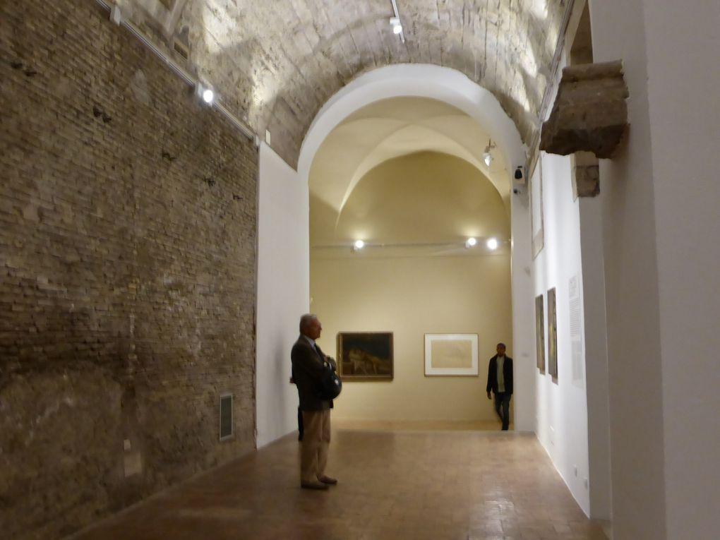 © Le Curieux des arts Antoine Prodhomme, présentation presse de l'exposition BALTHUS / Balthus, L'Atelier, Villa Médicis, Rome, 23 octobre 2015