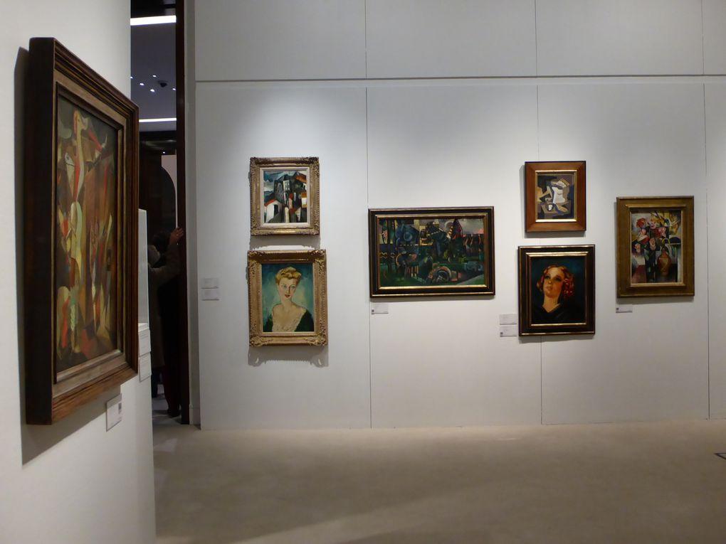 Art contemporain et art moderne. Exposition Sothebys' Paris des ventes du 9 et 10 décembre 2015 © Le Curieux des arts Gilles Kraemer