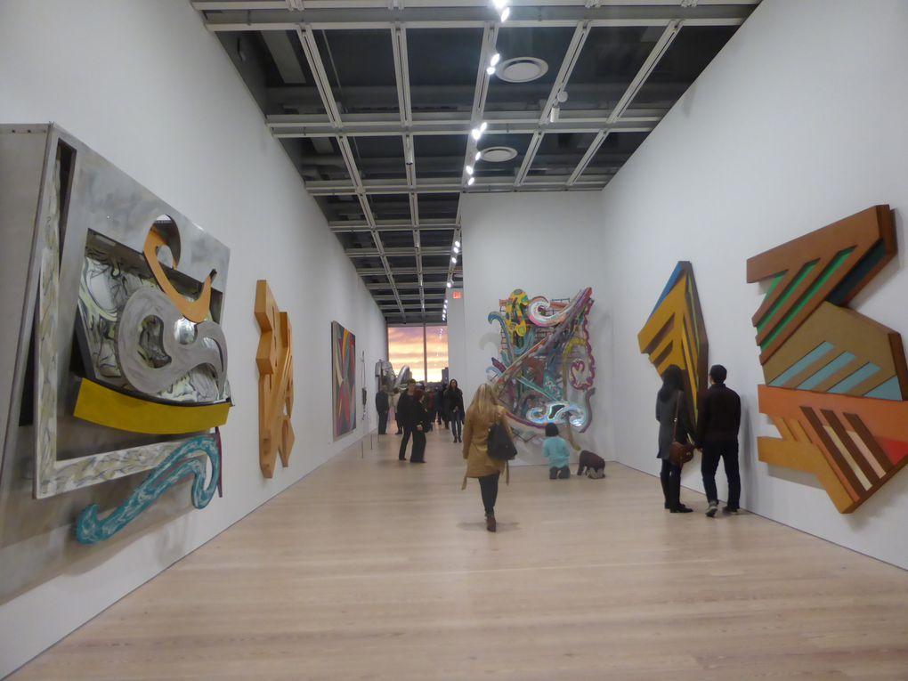 Whitney Museum of American Art © Le Curieux des arts Gilles Kraemer, New York, décembre 2015