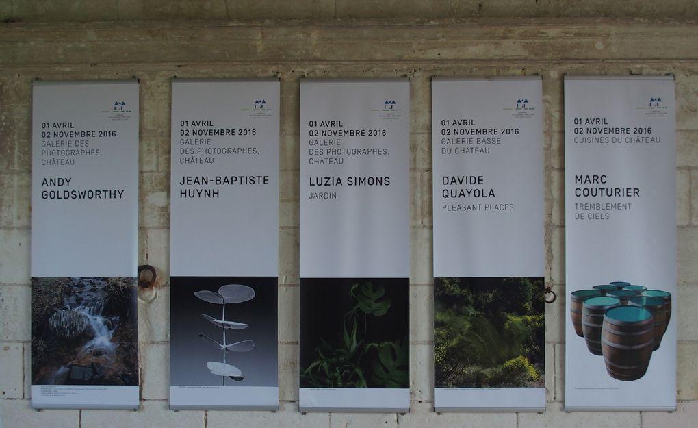 Domaine de Chaumont-sur-Loire, Centre d'arts et de nature © Le Curieux des art Gilles Kraemer. 1er avril 2016
