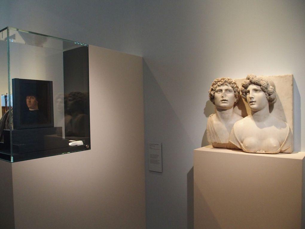 © Le Curieux des arts Gilles Kraemer, visite presse de l'exposition Aldo Manuzio. Il rinascimento di Venezia. Bellini, Carpaccio, Giorgione, Tiziano