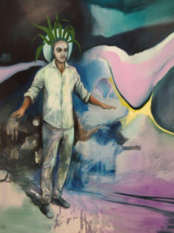 Romain Bernini. Remerciements à l'artiste et à la galerie Suzanne Tarasiève, Paris © photographies Le Curieux des arts Gilles Kraemer, Paris, 10 septembre 2016