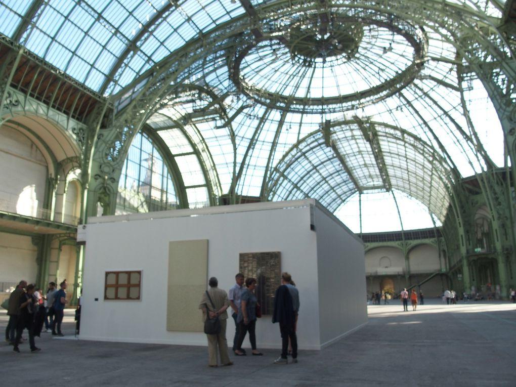 Elmgreen & Dragset présentent la galerie Perrotin au Grand Palais. Samedi 24 septembre 2016 © photographies Le Curieux des arts Gilles Kraemer,  24 septembre 2016, Grand Palais, Paris