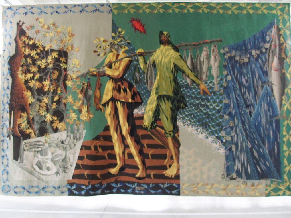 Dans les miroirs du Frac Île-de-France de Rentilly, Richard Fauguet chasse la Licorne et le Griffon