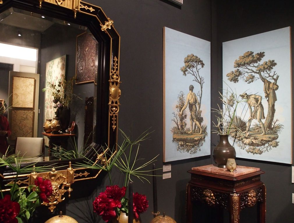 TEFAF New York Fall 2016. Incontestable et magistrale réussite. TEFAF New York Fall 2016. Indisputable and magnificent success