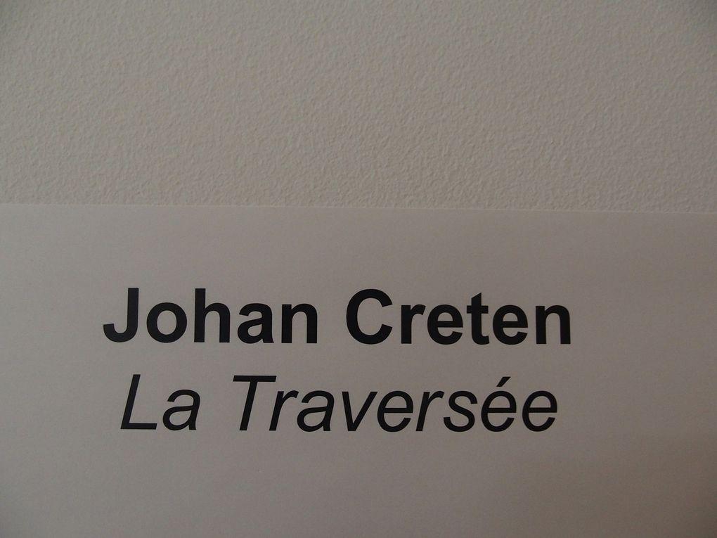 © photographies Le Curieux des arts Gilles Kraemer, novembre 2016, exposition Johan Creten. La Traversée. CRAC, Sète. Remerciements à Johan Creten