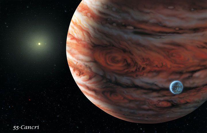 Mon catalogue des exoplanètes habitables (2015)