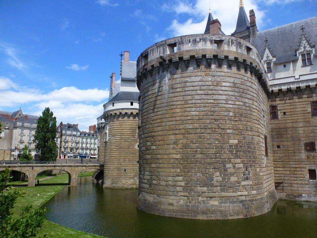 C'était du 31 mai au 9 juin, voyage en Bretagne