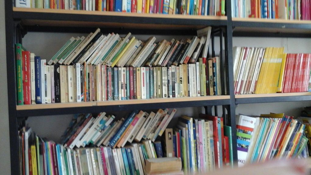 Atelier de lecture: 04- 10- 2015. (SOS Akouda.)