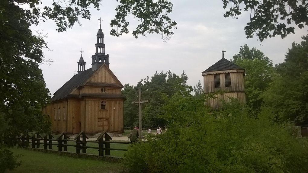 Quelques souvenirs de mon séjour en Pologne (université d'été à Pułtusk), 2015. Tous droits réservés