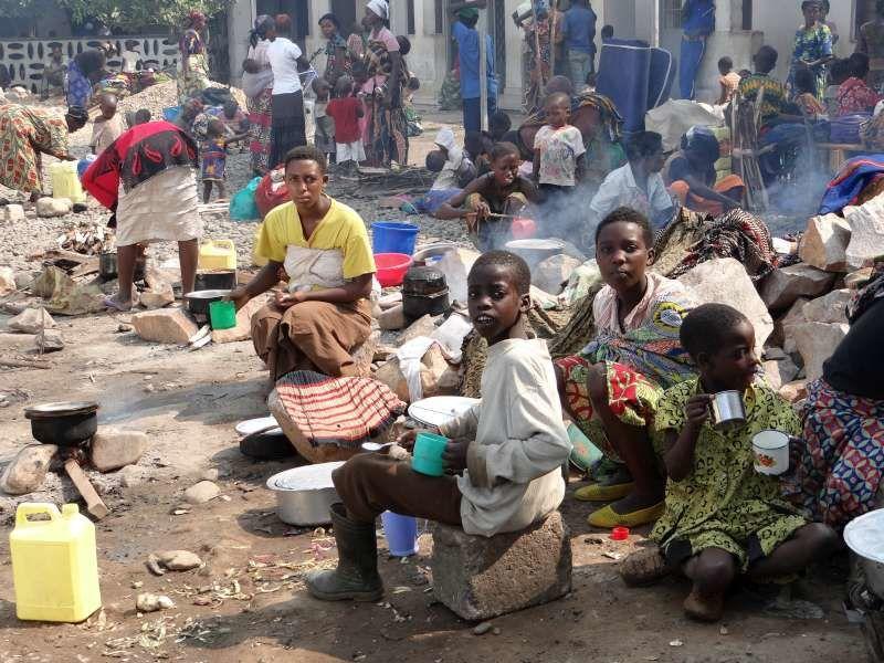 Imágenes de Burundi.- El Muni.