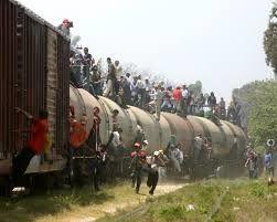 Violación sistemática de los derechos humanos en las expulsiones masivas de los inmigrantes africanos  en los países africanos.- El Muni