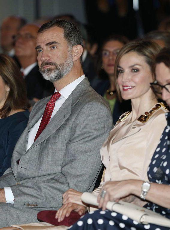 imagenes Premios de Periodismo Rey de España.- El Muni.