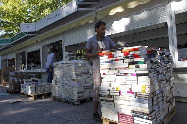 Imágenes de la Feria Internacional del Libro.- El Muni.
