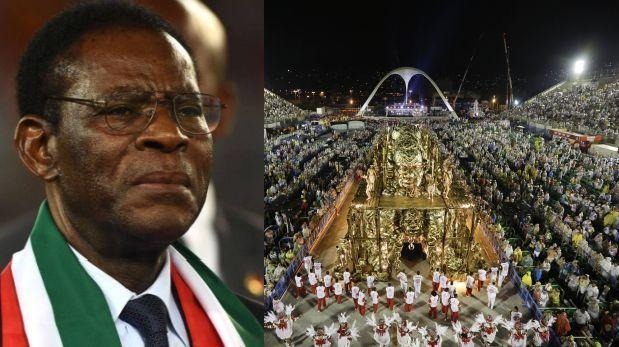 Guinea Ecuartorial: pasado y presente.- El Muni.