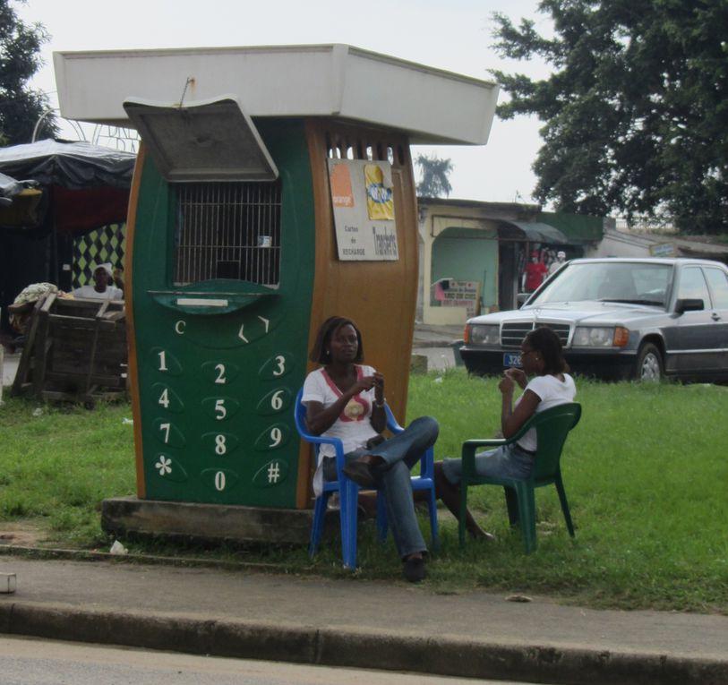 Imágenes de Costa de Marfil.- El Muni.