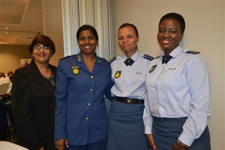 Imágenes de la policía sudafricana.- El Muni.
