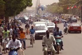 Imágenes de Ouagadougou, capital de Burkina Faso.- El Muni.