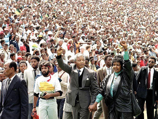 Imágenes del día de la reconciliación en Sudáfrica.- El Muni.