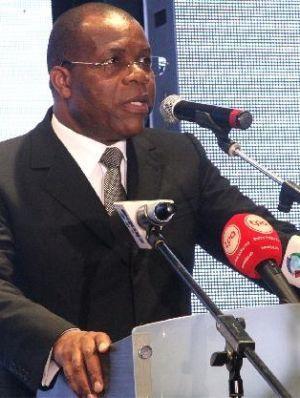 CARLOS SUMBULA- PCA DE ENDIAMA, presidente del Consejo de Administración de la Empresa Nacional de Diamantes de Angola (Endiama).- El Muni.